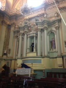 Church in Guanajuato, MX