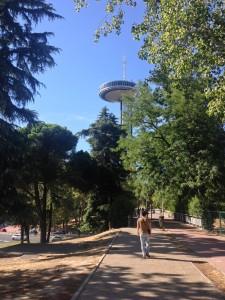 Tower, Madrid, Spain