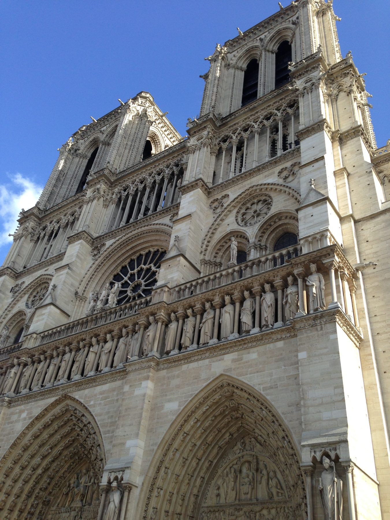 Notre Dame Pairs, France