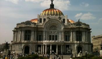 Bellas Artes Mexico City MX