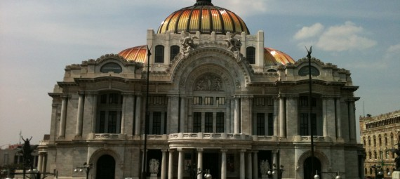 Bellas Artes Mexico City MX
