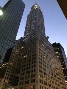 Chrysler Building Art Deco