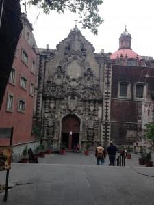 Facade Near Centro Historico