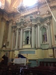 Church in Guanajuato, MX