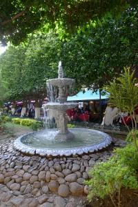 Fountain in Guanajuato, MX