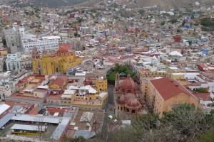 Guanajuato from La Pipilla
