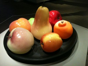 Fruit Bowl-Glass