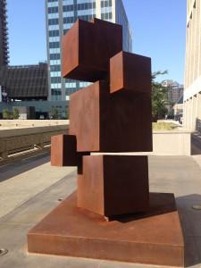 Outdoor Sculpture, Dallas, TX