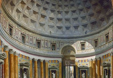 Pantheon by Giovanni
