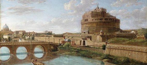 Hendrik Frans van Lint - Rome