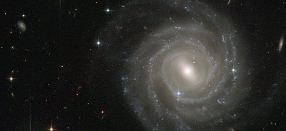 galaxy (UGC 12158 imaged by Hubble)