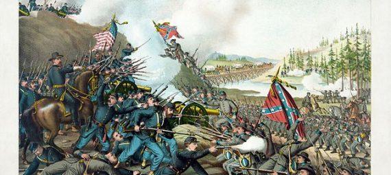 Battle of Franklin November 30 1864