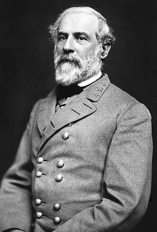Portrait of Gen. Robert E. Lee, officer of the Confederate Army, The Library of Congress Prints & Photographs Online Catalog;