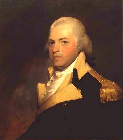 Henry Lee (1756-1818), former Governor of Virginia and father of Robert E. Lee