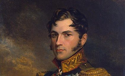 King Leopold I, an elected founder of the hereditary monarchy of Belgium