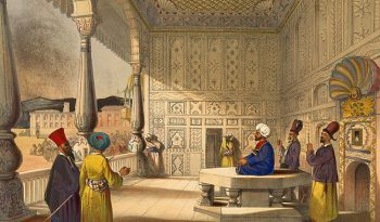 nterior of the palace of Shauh Shujah Ool Moolk, Late King of Cabul